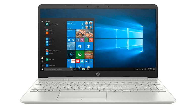 best laptop under 40000 from HP