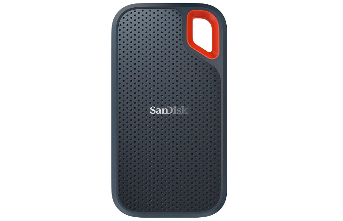 Best Portable External SSD from Sandisk