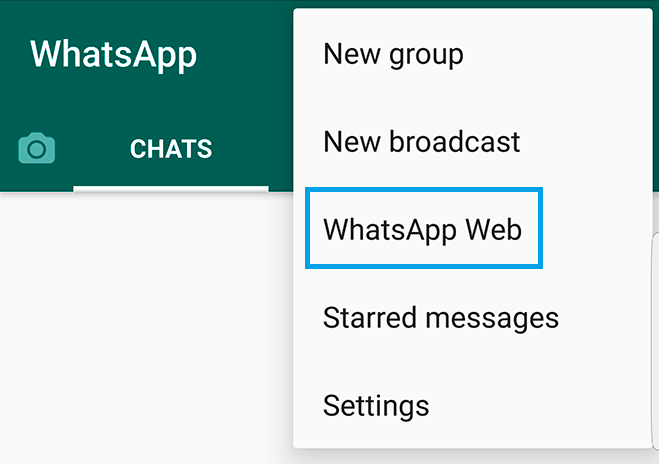 use whatsapp on laptop