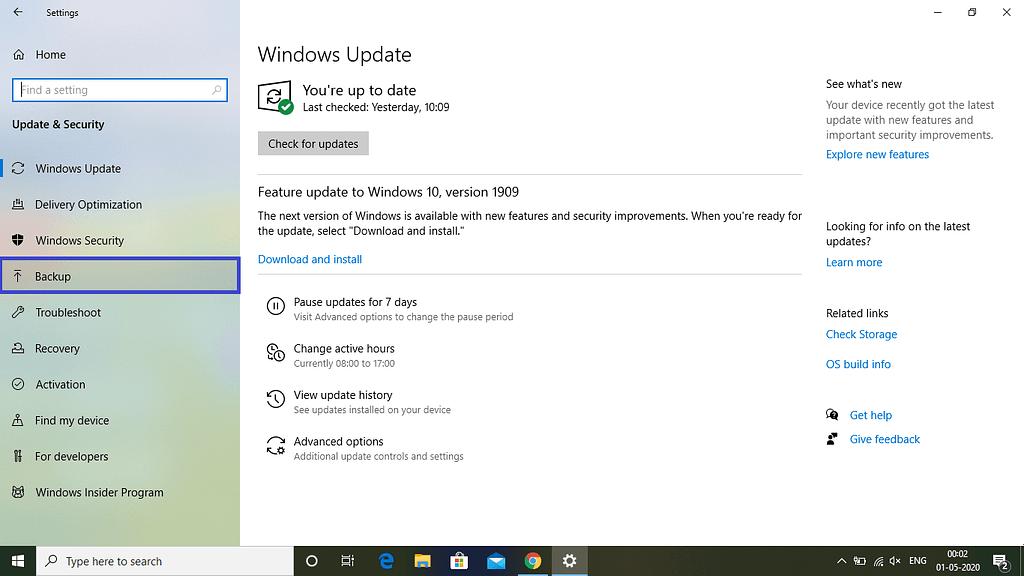 Format Windows Laptop