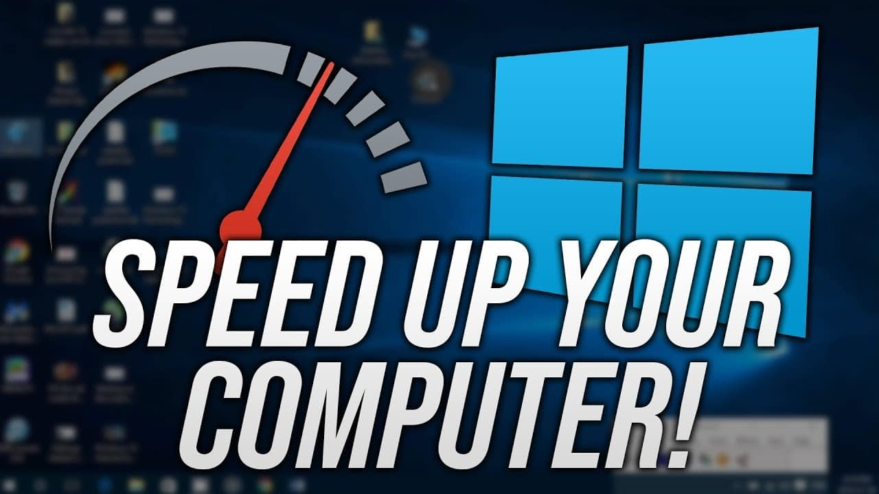 How To Speed Up Your Laptop (Windows/Mac)