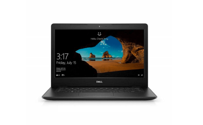 best laptop under 40k from Dell