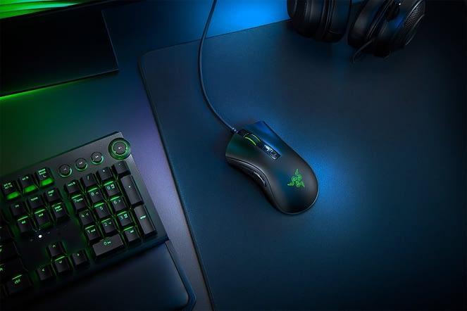 Best gaming mouse Razer deathadder version 2